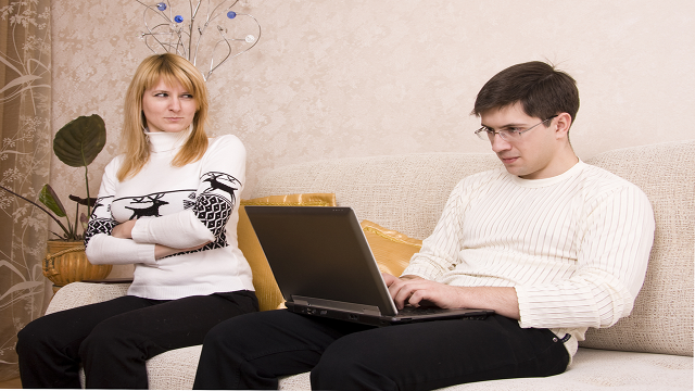 Managing Your Significant Other When Working from Home