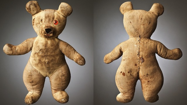 Seeing Old And Torn Stuffed Animals Is Sort Of Horrifying