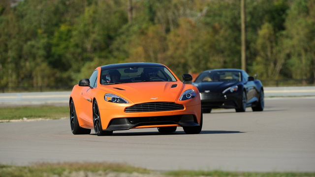 2014 Aston Martin Vanquish: The Jalopnik Review
