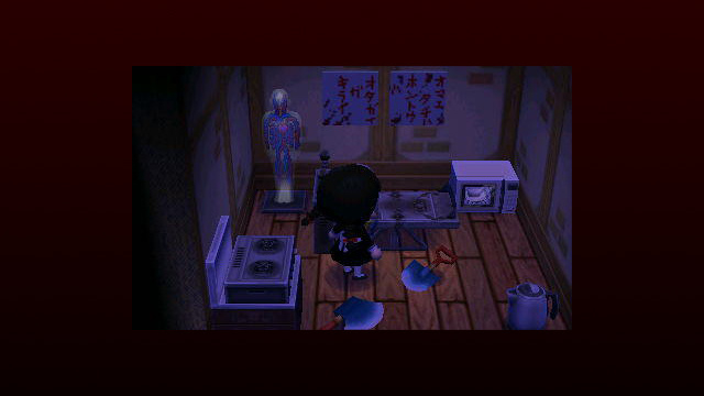 Welcome To A House Of Horrors (I Don't Think This Is How You're Supposed To Play Animal Crossing...)