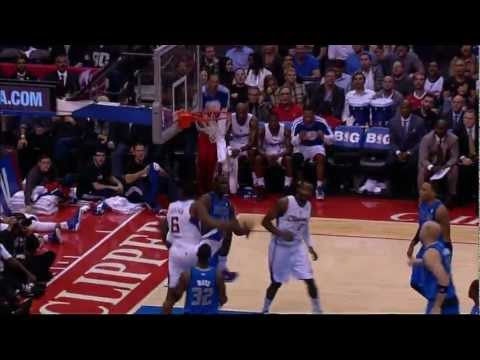 Jamal Crawford's Tightly Wound Alley-Oop To DeAndre Jordan Was …