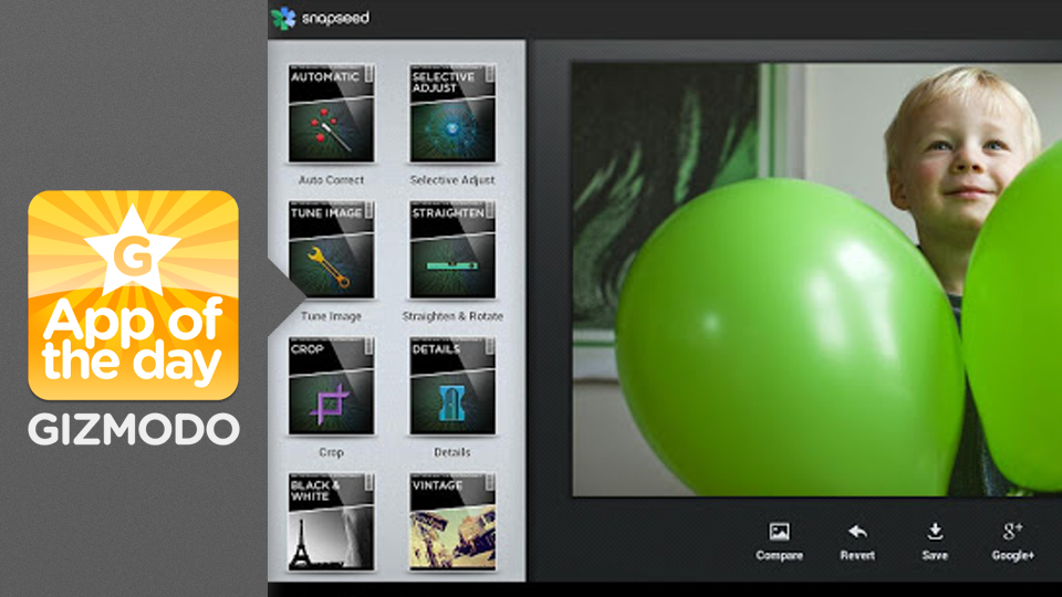 Snapseed For Android: Powerful Photo Editing, Even For Amateurs