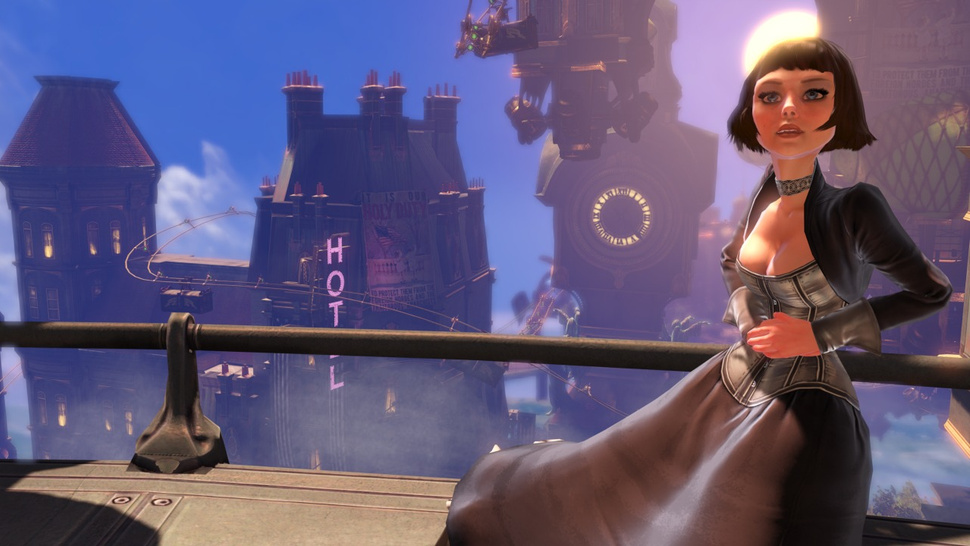 Find Out if Your PC Can Run <em>BioShock Infinite</em> (And Has Room For It!)