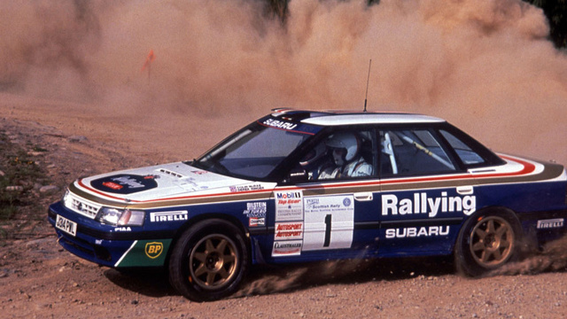 40 Years Of Not Getting Stuck: A Subaru AWD History