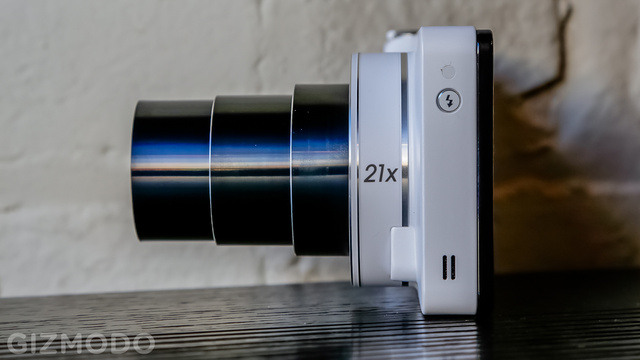 Samsung Galaxy Camera Review: Android Franken-Camera, You Are Absurd and Almost Wonderful