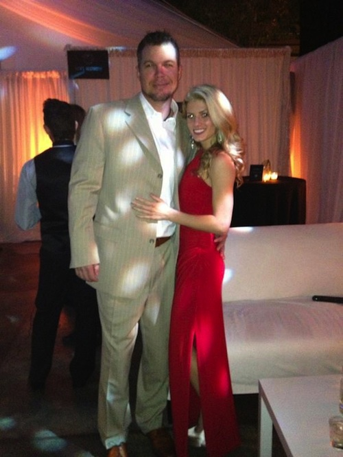 Fat Chipper Jones Has Divorced His Wife And Now Has A Playboy M…