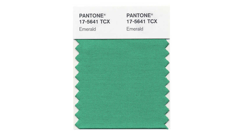Here Is The Official Colour Of 2013