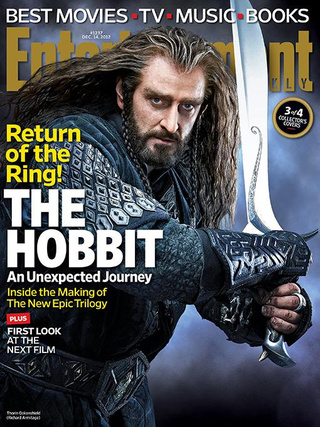 The Hobbit EW Covers