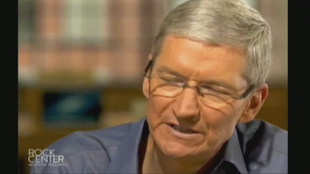 Click here to read Watch Tim Cook in His First TV Interview Since Becoming Apple CEO