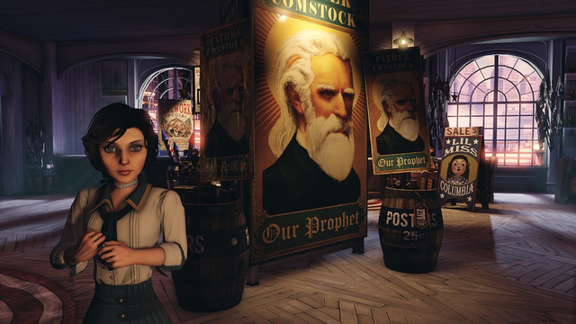 I've Played 4 1/2 Hours of BioShock Infinite. I'm No Longer Worried About This Game