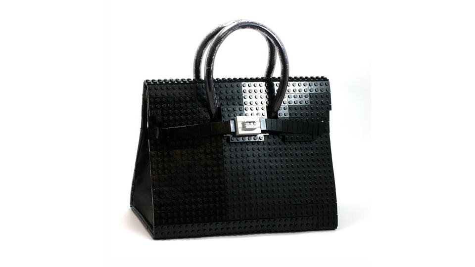 black hermes bag - You Can Totally Afford A Birkin Bag... Made Of Lego | Gizmodo ...