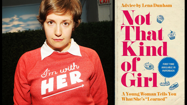 Here Is Lena Dunham's $3.7 Million Book Proposal [UPDATE]
