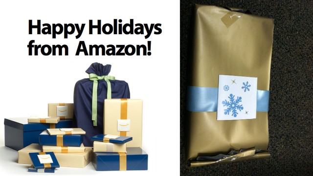 Amazon Sets Holiday Shopping Records Despite Making Half Of What It Made Last Year