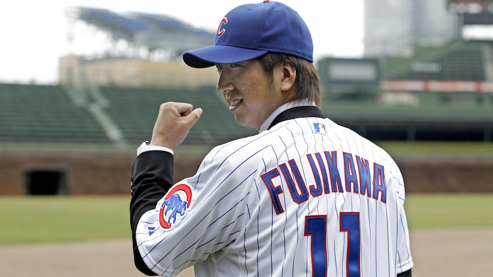 The Cubs' New Japanese Pitcher Accidentally Told The Press He W…