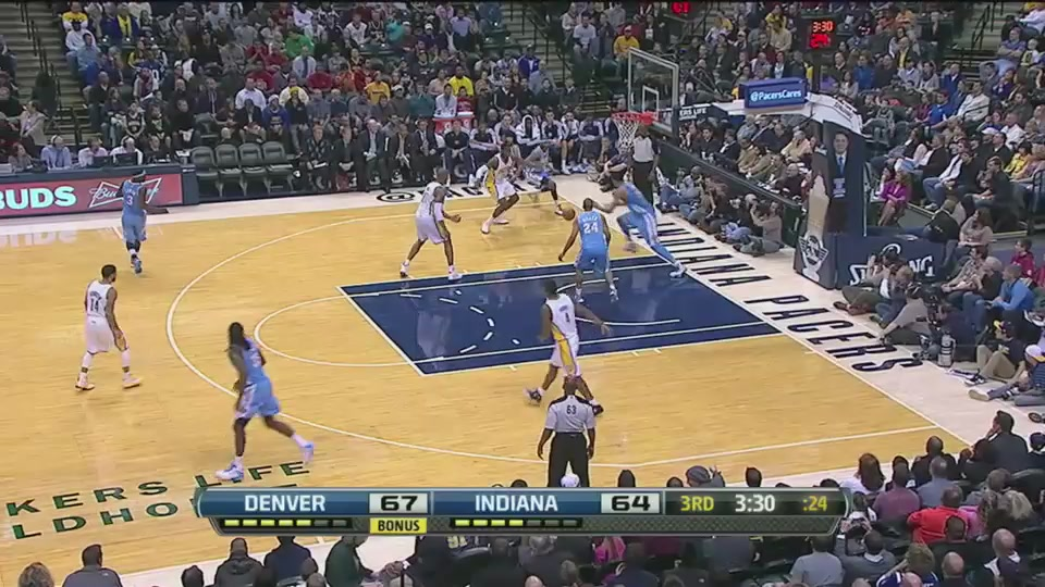 JaVale McGee Performs Perfectly Terrible, Ridiculous, Awful Pla…