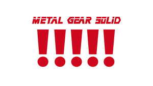 Did Metal Gear Solid 5 Just Get Secretly Announced?