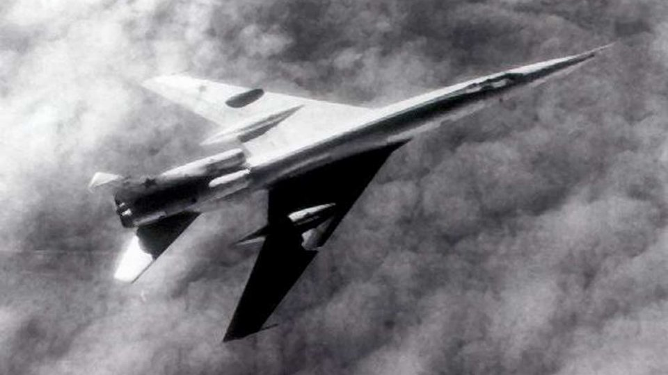 Monster Machines: USSR's Failed Supersonic Bomber