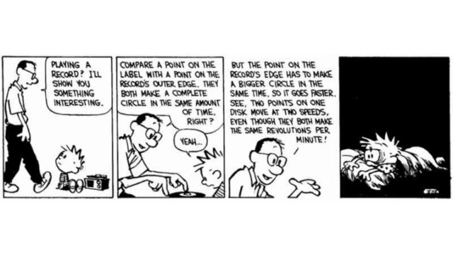 Click here to read I'm a Tech Writer Thanks to This Calvin and Hobbes Comic Strip
