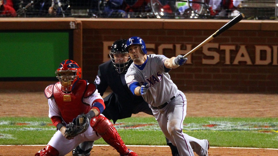 Dallas Journalist Melts Down On Twitter Following Michael Young Trade