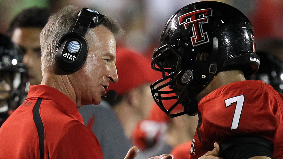 Tommy Tuberville Is Going To Cincinnati Even Though There Will Hardly Be A Big East To Greet Him When He Gets There