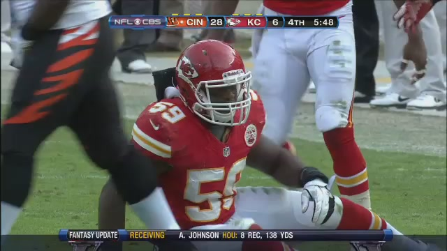 The Last Tackle Of Jovan Belcher's Life Left Him Shaken Up