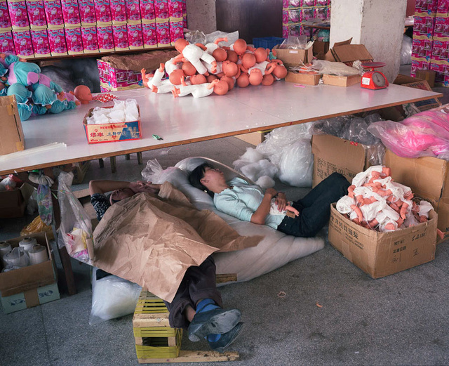 Meet The Chinese Workers Building Your Cheap Christmas Toys