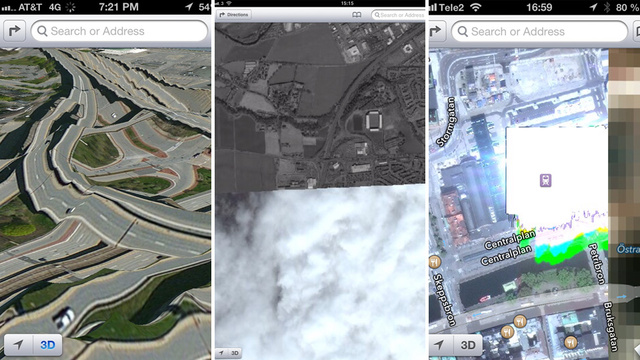 Click here to read Australian Police Warns the Public Not to Use iOS 6 Maps