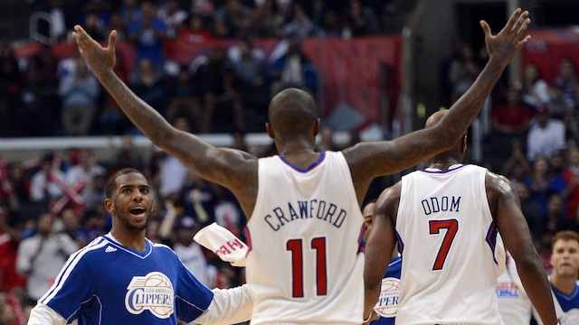 The Clippers' Bench Has A New Nickname And It Is So Dumb