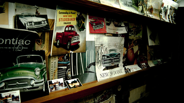 Where Should All The Other Car Mags Put Their Archives?