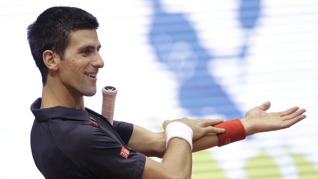 Why Is Novak Djokovic Cornering The World Market On Donkey Cheese?