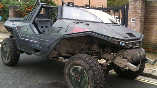 You Can Buy Your Own Halo Warthog For $28,000 (Or Nearest Offer)