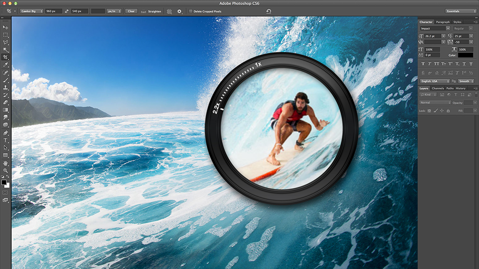 Adobe Photoshop And Illustrator Now Available With Retina Support