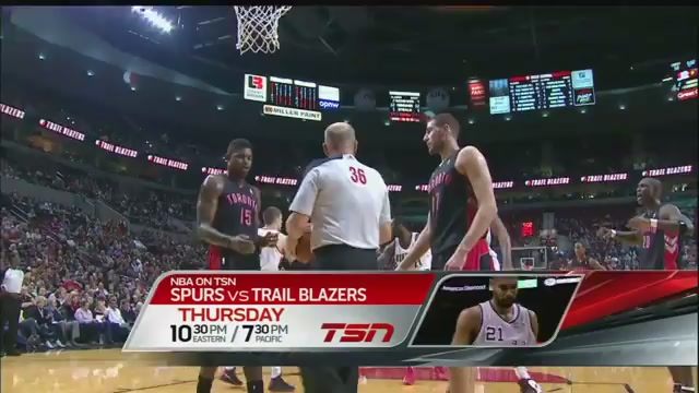 Amir Johnson Fights With Referee Over Dead Ball, Gets Ejected, …