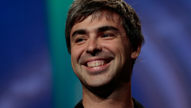 Click here to read Google CEO Larry Page Talks Apple Spats, Google+, and the Future of Search