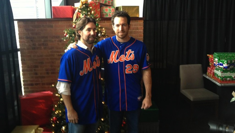 The Mets Are Lowballing R.A. Dickey While He Works Their Christ…