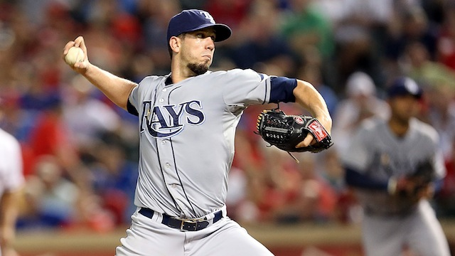 Price prepared to lead young Rays pitching staff
