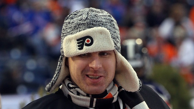 Ilya Bryzgalov Can't Take Your Calls Right Now; He's About To Launch Into Space