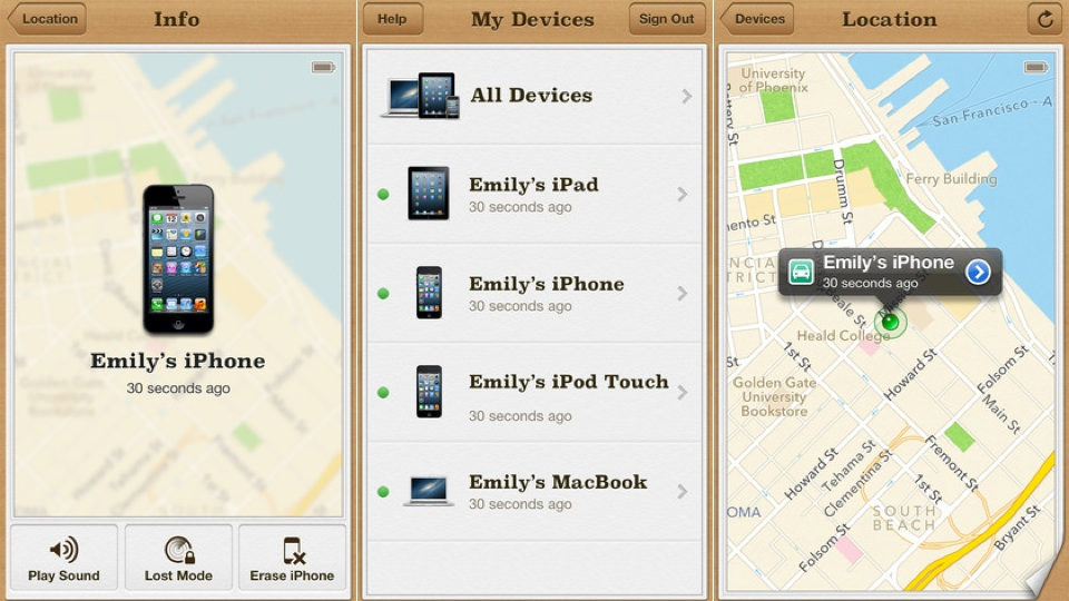 Find My iPhone Now Gives You Driving Directions To Your Lost Phone