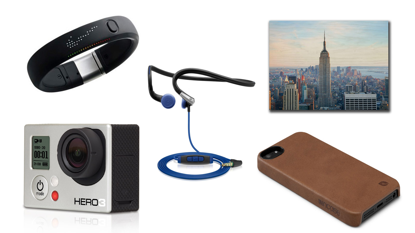 Gift Guide: Hip Gifts For The Non-Geeks In Your Life
