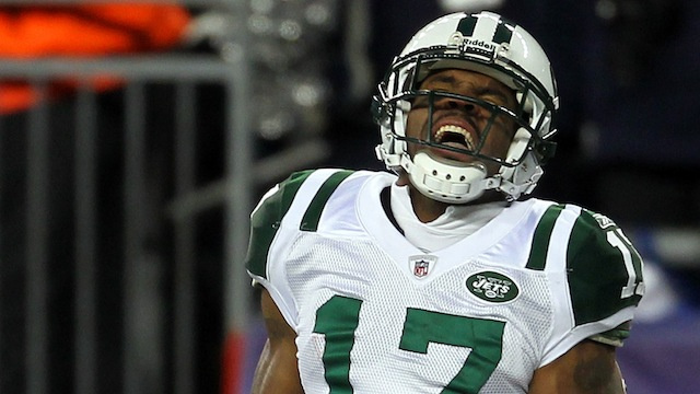 Braylon Edwards Is Headed Back To The Jets, For Some Reason
