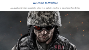 There's A Hilarious Reason They Called The Game Warface