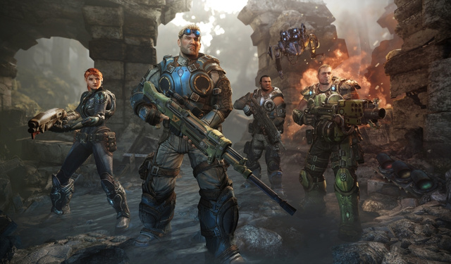 Changing Its Testimony, Gears of War: Judgment Remains True to Its Story