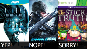 Most of Early 2013's Biggest Games Seem to Be Skipping Wii U