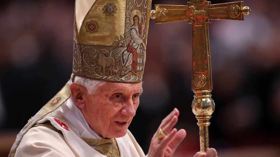 Click here to read Hark! The Pope Hath Tweeted His First Tweets