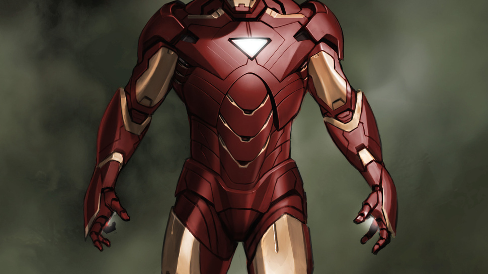 <em>Iron Man 2</em> Concept Art Celebration
