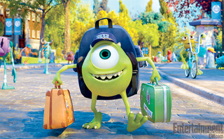 Monster University Promo Images