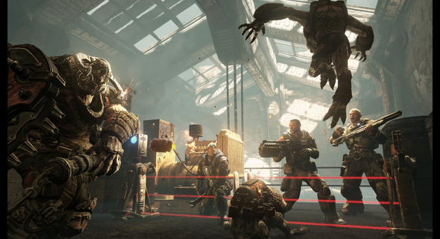 Judgment Delivers the Multiplayer Feature Gears of War Fans Demanded