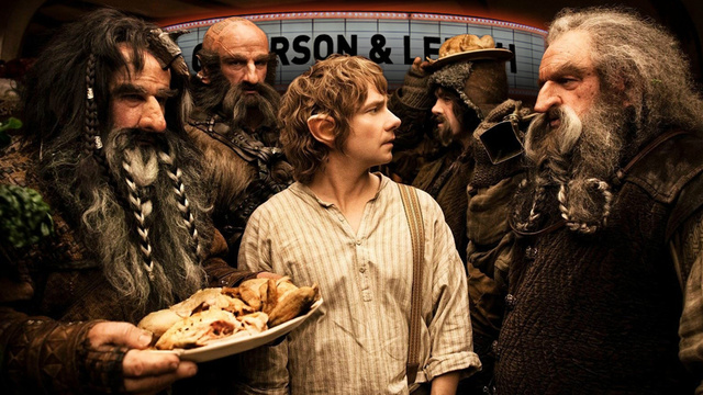 The Deep Breath Before The Plunge. The Hobbit: An Unexpected Journey, Reviewed.