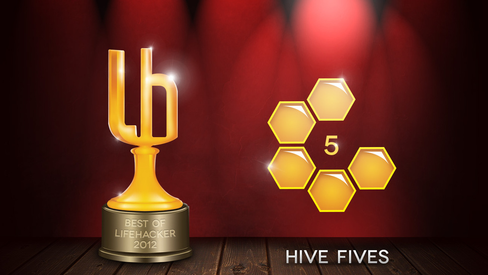 Most Popular Hive Fives of 2012