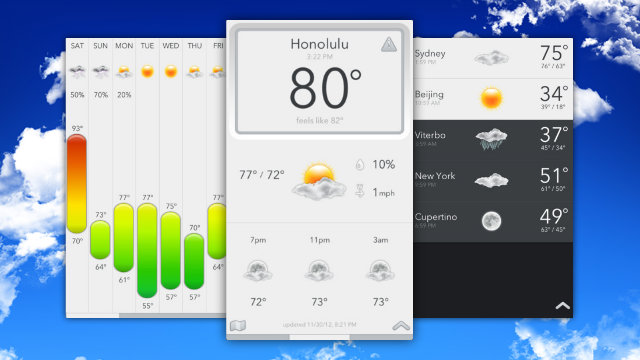 Click here to read Today Weather for iPhone is a Simple, Minimalist Weather App with Tons of Useful Features